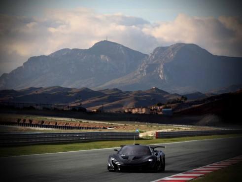 McLaren P1 GTR testing 6 carwitter 491x369 - McLaren P1 GTR to debut in Geneva - McLaren P1 GTR to debut in Geneva