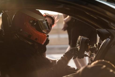 McLaren P1 GTR testing carwitter 491x327 - McLaren P1 GTR to debut in Geneva - McLaren P1 GTR to debut in Geneva