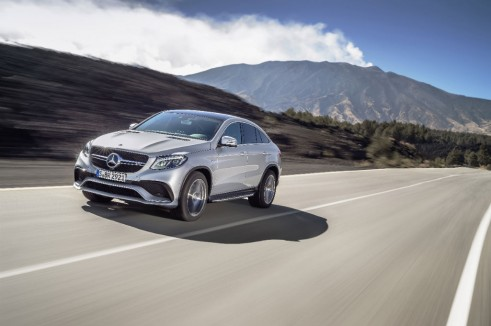 Mercedes GLE 63 Coupe carwitter 491x326 - Mercedes unveils hot GLE 63 AMG - Mercedes unveils hot GLE 63 AMG