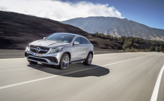 Mercedes GLE 63 Coupe carwitter 700x432 - Mercedes unveils hot GLE 63 AMG - Mercedes unveils hot GLE 63 AMG