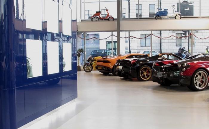 PaganiHuayraLamborghiniHuracanFerrari458SpecialeA 700x432 - We Visit Joe Macari Performance Cars - We Visit Joe Macari Performance Cars