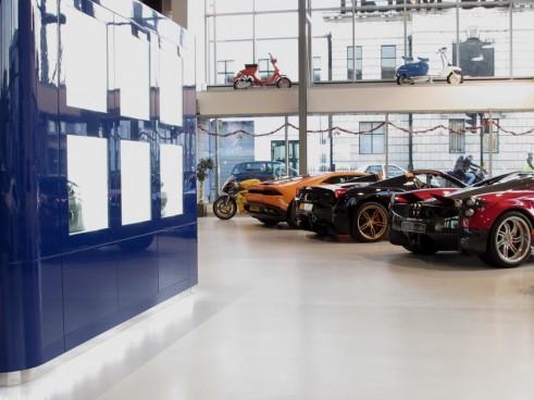 PaganiHuayraLamborghiniHuracanFerrari458SpecialeA1 491x368 - We Visit Joe Macari Performance Cars - We Visit Joe Macari Performance Cars