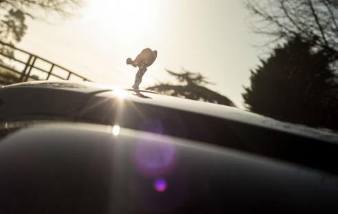 Rolls Royce Wraith Review - Spirit Of Ecstasy Sun - Olgun Kordal - carwitter