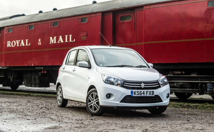 Suzuki Celerior Review Front Angle Carwitter 700x432 - Suzuki Celerio Review – Budget City Car - Suzuki Celerio Review – Budget City Car