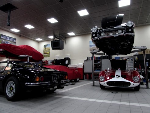 TestarossaDino250FerrariCarwitter1 491x368 - We Visit Joe Macari Performance Cars - We Visit Joe Macari Performance Cars