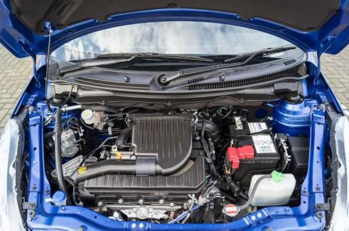 2015 Suzuki Swift DualJet - Engine - carwitter