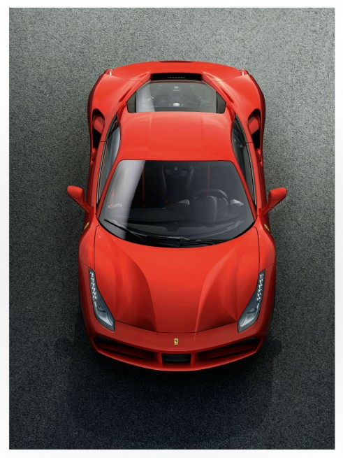 Ferrari 488 GTB top carwitter 491x655 - Ferrari unveils turbocharged 488 GTB - Ferrari unveils turbocharged 488 GTB