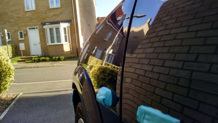 Peugeot 106 GTi - Paint Correction - Carwitter - 03