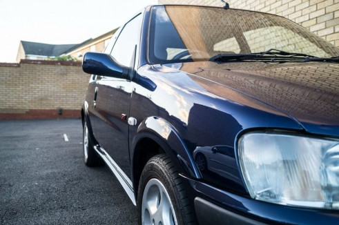 Peugeot 106 GTi - Paint Correction - Carwitter - 19