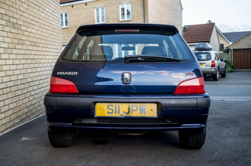 Peugeot 106 GTi - Paint Correction - Carwitter - 21