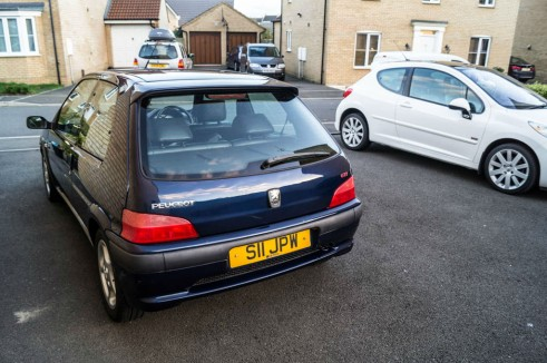 Peugeot 106 GTi - Paint Correction - Carwitter - 22