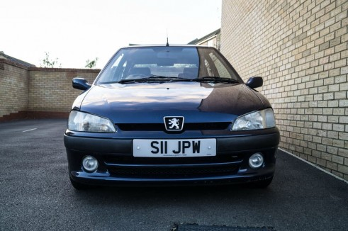 Peugeot 106 GTi - Paint Correction - Carwitter - 24