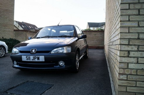 Peugeot 106 GTi - Paint Correction - Carwitter - 25