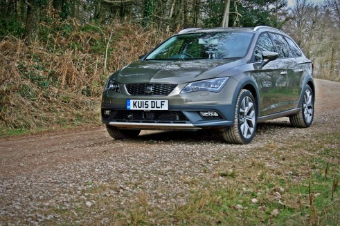 2015 Seat Leon X Perience Review front left low Carwitter 491x327 - Seat Leon X-Perience Review - Rugged Lifestyle - Seat Leon X-Perience Review - Rugged Lifestyle