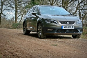 2015 Seat Leon X Perience Review front right low Carwitter 300x200 - Seat Leon X-Perience Review - Rugged Lifestyle - Seat Leon X-Perience Review - Rugged Lifestyle