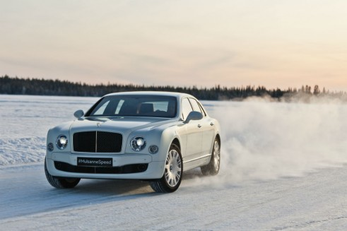 mulsanne speed - carwitter