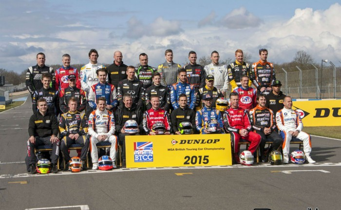 Class of 2015 700x432 - BTCC 2015 Preview - The Waiting Is Over! (Almost) - BTCC 2015 Preview - The Waiting Is Over! (Almost)