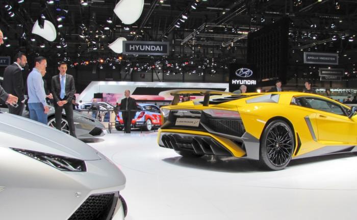 Geneva2015Carwitter49 700x432 - Geneva Motor Show 2015 Review - Geneva Motor Show 2015 Review
