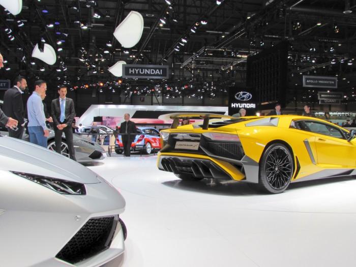 Geneva2015Carwitter49 700x525 - Geneva Motor Show 2015 Review - Geneva Motor Show 2015 Review