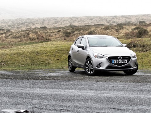 Mazda2Carwitter5 491x368 - 2015 Mazda 2 Review - Another Win - 2015 Mazda 2 Review - Another Win