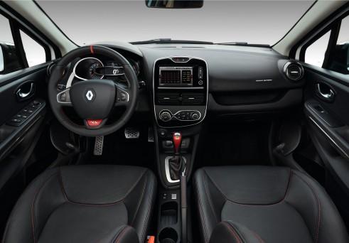 Renault Clio Renaultsport 220 Trophy - Interior - carwitter