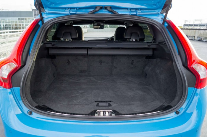 Volvo V60 Polestar Review Boot Carwitter 700x465 - Volvo V60 Polestar Review – Savage Swede - Volvo V60 Polestar Review – Savage Swede