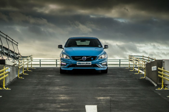 Volvo V60 Polestar Review Front Scene Carwitter 700x465 - Volvo V60 Polestar Review – Savage Swede - Volvo V60 Polestar Review – Savage Swede