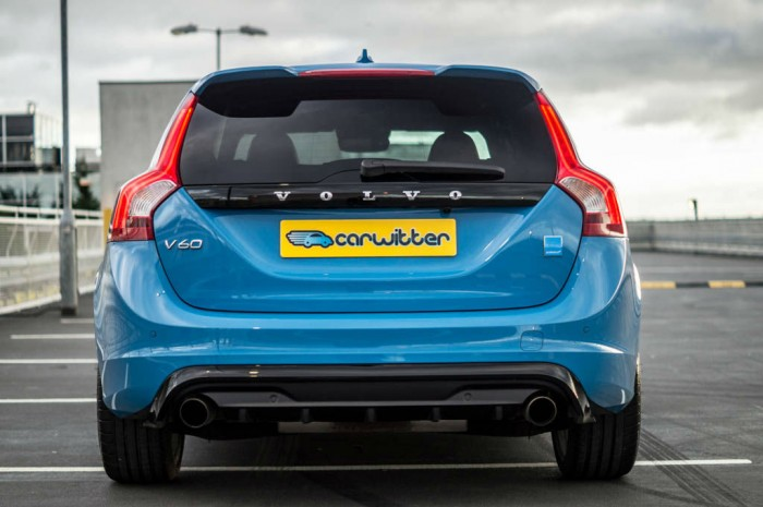 Volvo V60 Polestar Review Rear Carwitter 700x465 - Volvo V60 Polestar Review – Savage Swede - Volvo V60 Polestar Review – Savage Swede