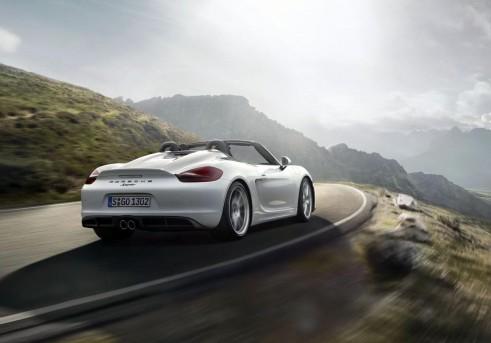 13013449621624455126 491x343 - 2015 Porsche Boxster Spyder Makes NYAS Debut - 2015 Porsche Boxster Spyder Makes NYAS Debut