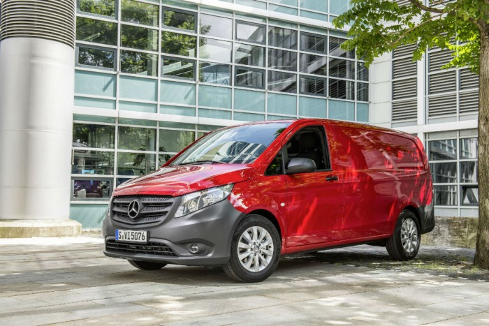 2015 New Mercedes Benz Vito Panel Van carwitter 700x467 - Turn Your Vehicle into a Cash Cow - Turn Your Vehicle into a Cash Cow