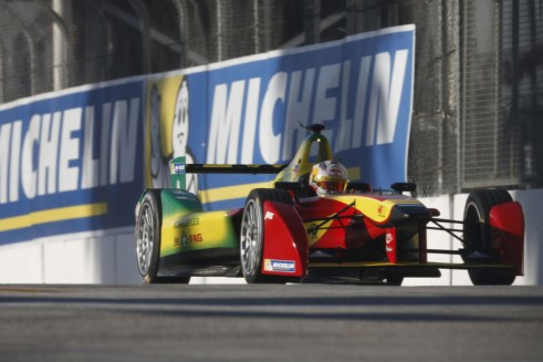 Formula E - Long Beach - Abt