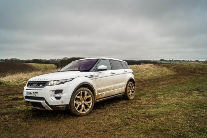 2015 Range Rover Evoque Autobiography 4WD Review - Muddy - Carwitter