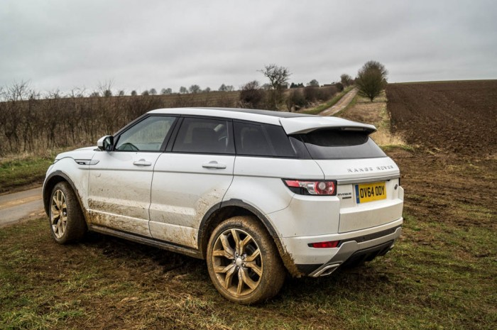 2015 Range Rover Evoque Autobiography 4WD Review - Off to On Road - Carwitter