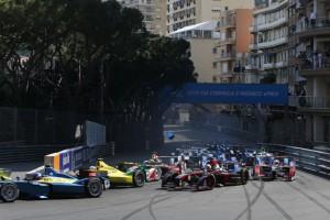 Formula E Monaco Race Start 300x200 - Formula E - Monaco - Buemi Triumphs in Chaotic Race - Formula E - Monaco - Buemi Triumphs in Chaotic Race
