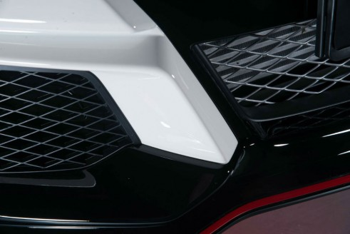 2015 Honda Civic Type R Front Detail carwitter 491x328 - 2015 Honda Civic Type R  Review – VTEC, but not as we know it - 2015 Honda Civic Type R  Review – VTEC, but not as we know it
