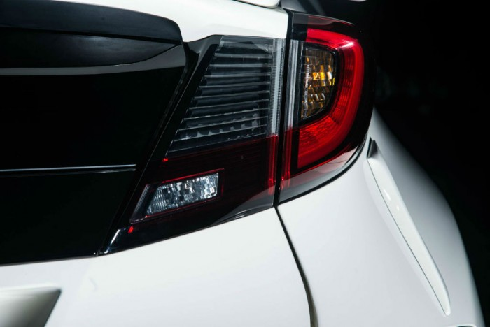 2015 Honda Civic Type R Rear Lights carwitter 700x468 - 2015 Honda Civic Type R  Review – VTEC, but not as we know it - 2015 Honda Civic Type R  Review – VTEC, but not as we know it