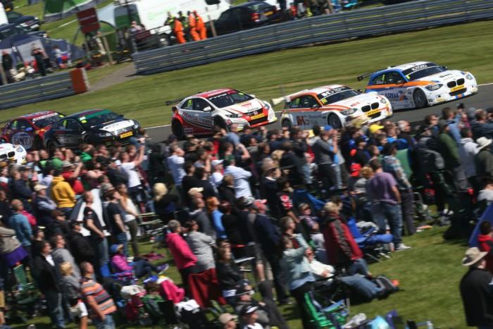 BTCC 15 O Park Collard Prix