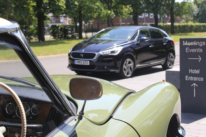 DS 5 Review UK First Drive DS DS 5 700x467 - 2015 <del>Citroën</del> DS 5 Review - A brand launcher? - 2015 <del>Citroën</del> DS 5 Review - A brand launcher?