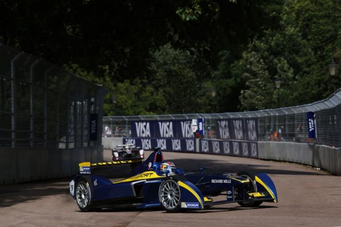 Formula E - London - Buemi Race 2