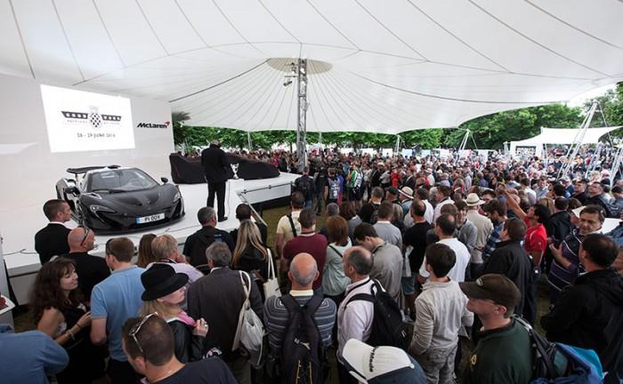 GFOS 05 700x432 - McLaren announces three-car lineup at Goodwood FOS - McLaren announces three-car lineup at Goodwood FOS