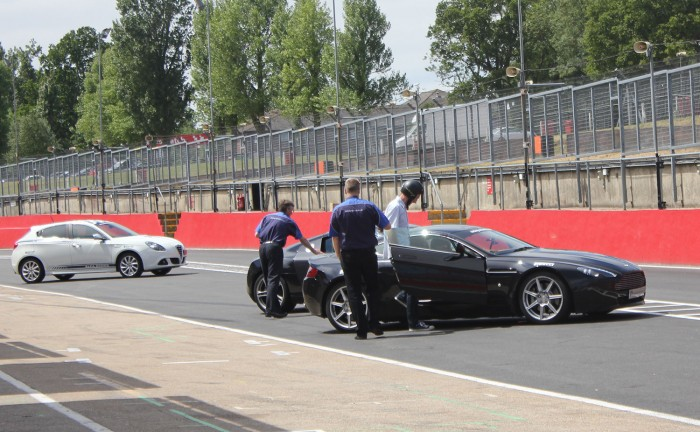 Red Letter Days Summer Speed Aston Carwitter 700x432 - Red Letter Days announce SummerSpeed at Brands Hatch - Red Letter Days announce SummerSpeed at Brands Hatch
