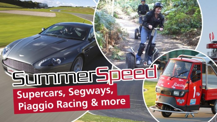 Red Letter Days Summer Speed Banner Carwitter 700x395 - Red Letter Days announce SummerSpeed at Brands Hatch - Red Letter Days announce SummerSpeed at Brands Hatch