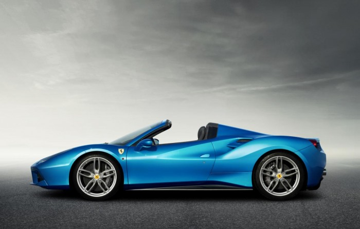 9991327151665149529 700x447 - Ferrari 488 Spider Revealed Ahead Of Frankfurt Debut - Ferrari 488 Spider Revealed Ahead Of Frankfurt Debut