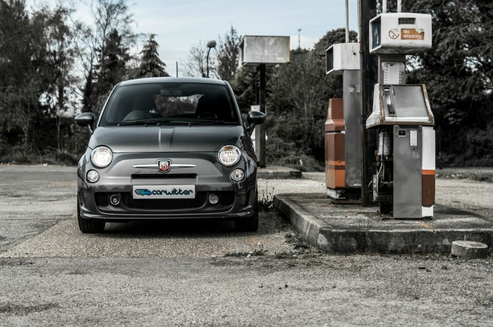 Fiat Abarth 500 595 Review - Front Scene - carwitter