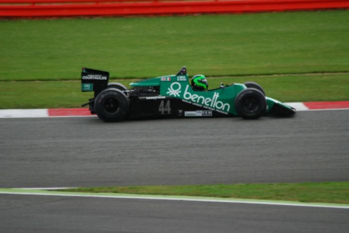 Silverclassic 15 Stretton Tyrrell