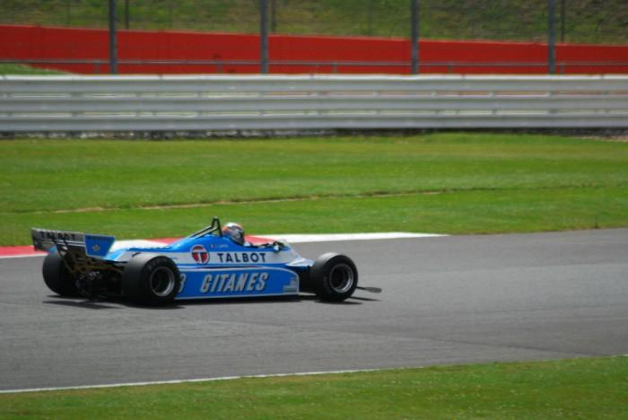 Silverclassic15 F1 Ligier