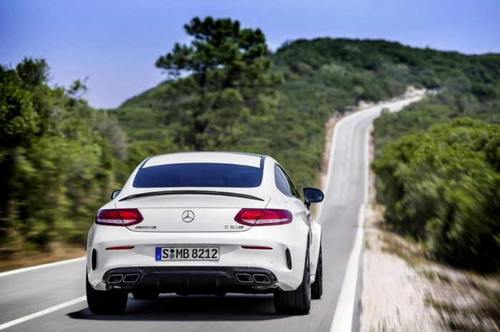 19372361001854050475 700x465 - Mercedes-Benz C63 AMG Coupe Revealed Ahead Of Frankfurt - Mercedes-Benz C63 AMG Coupe Revealed Ahead Of Frankfurt