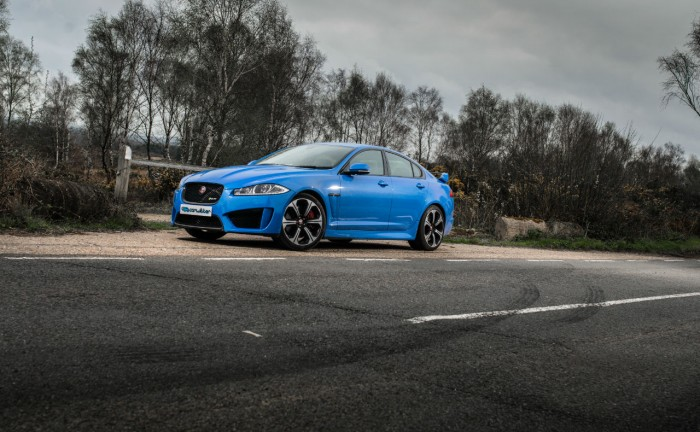 2014 Jaguar XFR S Review Side Angle Close carwitter 700x432 - Thinking About Buying A Luxury Car? Read This First - Thinking About Buying A Luxury Car? Read This First