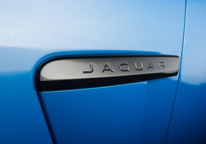 2014 Jaguar XFR-S Review - Side Vent Close - carwitter