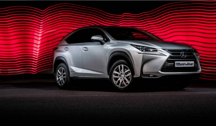 2015 Lexus NX 300h Review Front Angle carwitter 700x408 - 2015 Lexus NX 300h Review – Futuristic luxury - 2015 Lexus NX 300h Review – Futuristic luxury